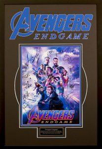 Charity Auction Items Avengers: Endgame