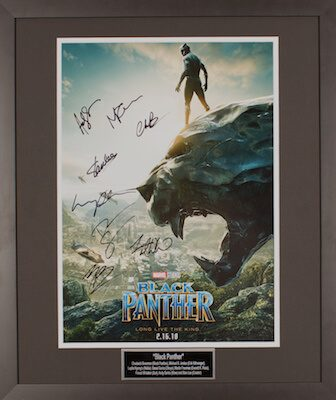 Black Panther 16x20 Movie Poster