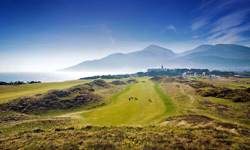 Charity Auction Items - VIP Experiences & Vacation Packages -Ireland Golf
