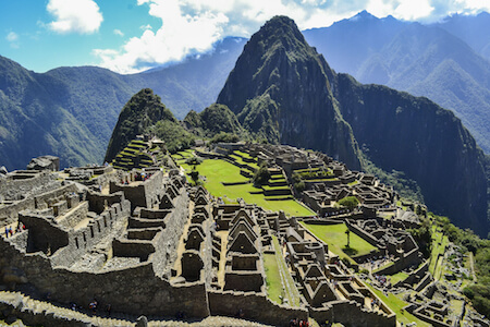 Charity Auction Items - VIP Experiences & Vacation Packages -Machu Picchu