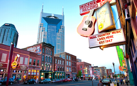 Charity Auction Items - VIP Experiences & Vacation Packages -Nashville