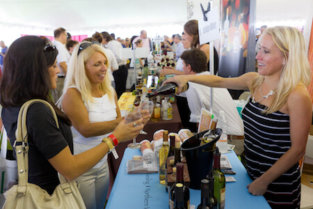 Newport Mansions Food and Wine Festival