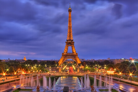 Charity Auction Items - VIP Experiences & Vacation Packages -Paris France