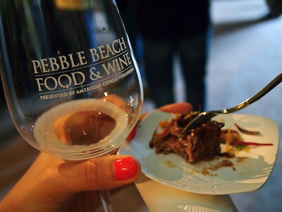 Pebble Beach Food and Wine Festival