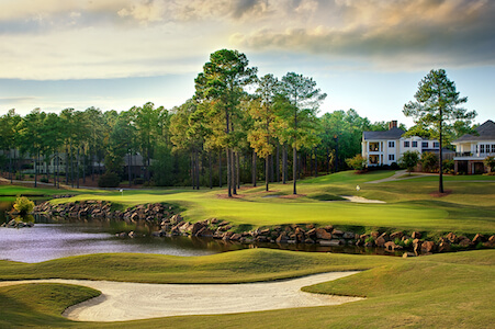 Charity Auction Items - VIP Experiences & Vacation Packages -Pinehurst Golf