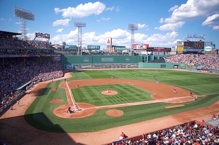 Charity Auction Items - VIP Experiences & Vacation Packages - Red Sox Fenway Park