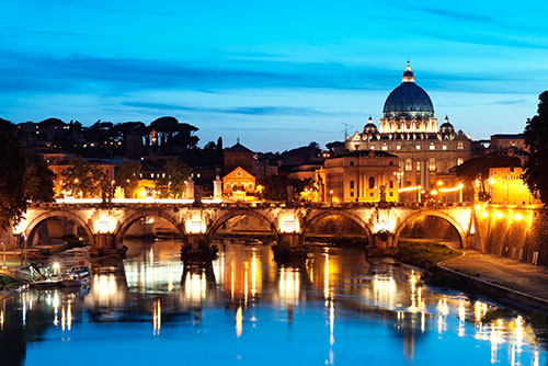Charity Auction Items - VIP Experiences & Vacation Packages - Rome