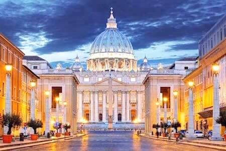 Charity Auction Items - VIP Experiences & Vacation Packages - Rome VIP Vatican Exploration