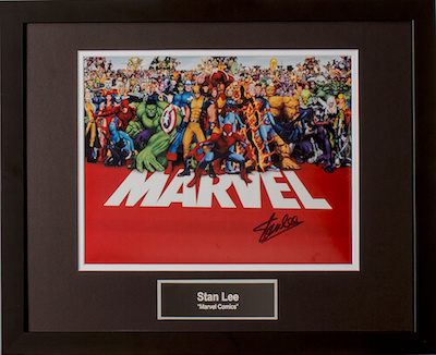 Charity Auction Items -Autographed 16×20 Movie Posters