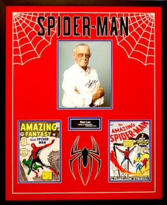 Silent Auction Items Spider-Man Limited Edition