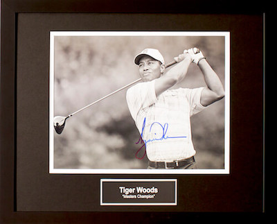 Charity Auction Items-Autographed Sports Memorabilia