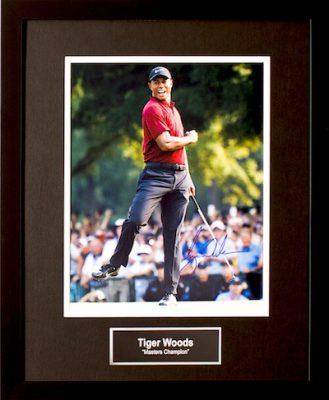 Charity Auction Items -Autographed Sports Memorabilia