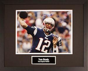 Tom Brady 11x14 Photo