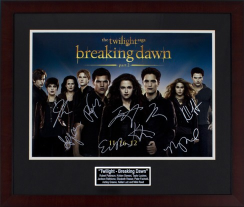 Twilight-Breaking-Dawn-Autographed-Movie-Poster-From-charity-fundraising